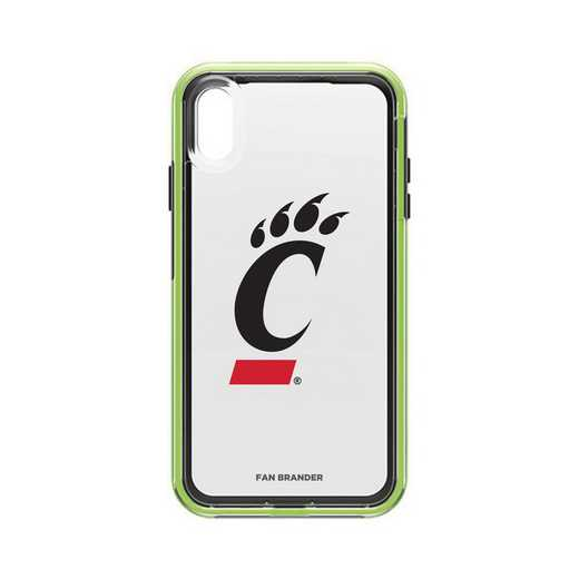 IPH-XSM-NF-SLA-CIN-D101: Cincinnati Bearcats LifeProof iPhone XS Max SLAM