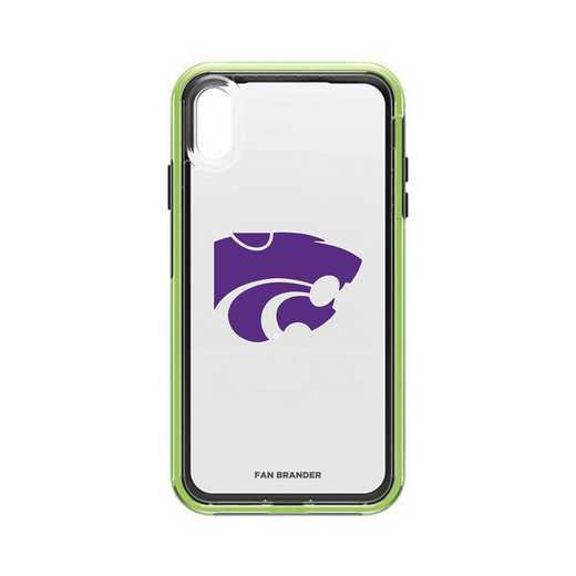IPH-XSM-NF-SLA-KST-D101: Kansas State Wildcats LifeProof iPhone XS Max SLAM