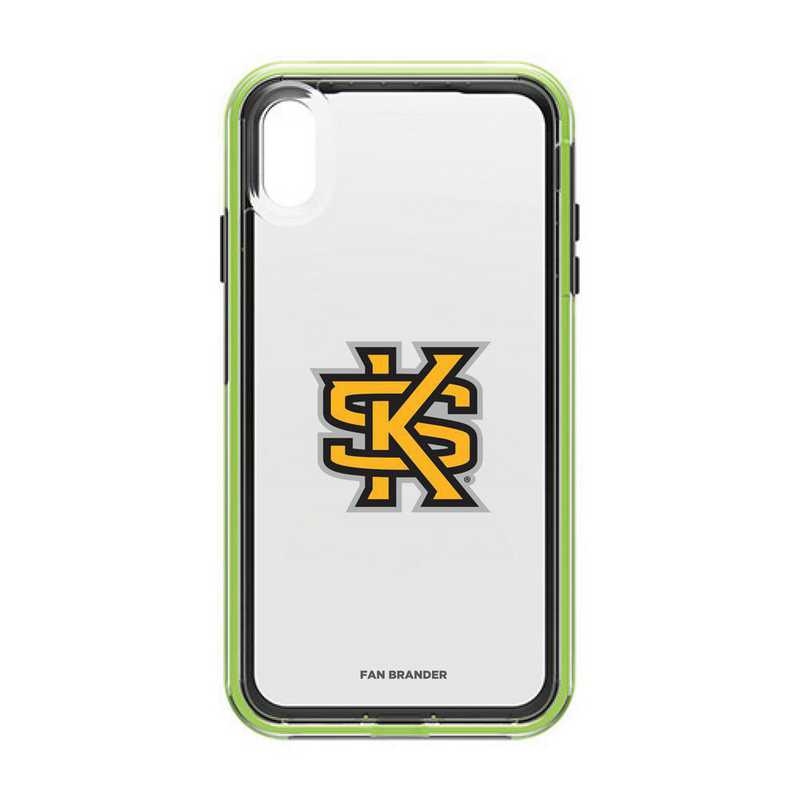 IPH-XSM-NF-SLA-KSUA-D101: Kennesaw State Owls LifeProof iPhone XS Max SLAM