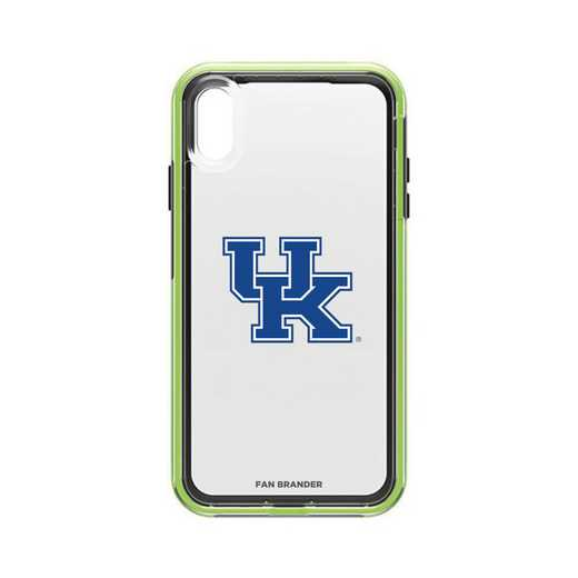 IPH-XSM-NF-SLA-KY-D101: Kentucky Wildcats LifeProof iPhone XS Max SLAM
