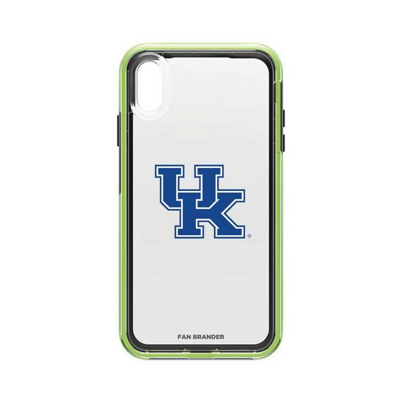 IPH-XSM-NF-SLA-KY-D101: Kentucky Wildcats LifeProof iPhone XS Max SLAM