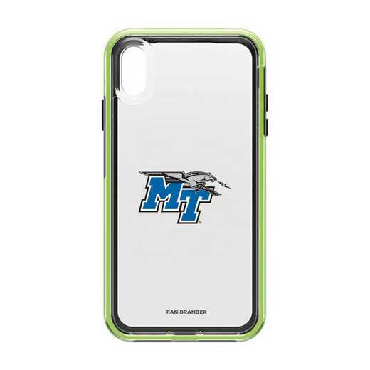 IPH-XSM-NF-SLA-MTN-D101: Middle Tennessee State Blue Raiders LifeProof iPhone XS Max SLAM
