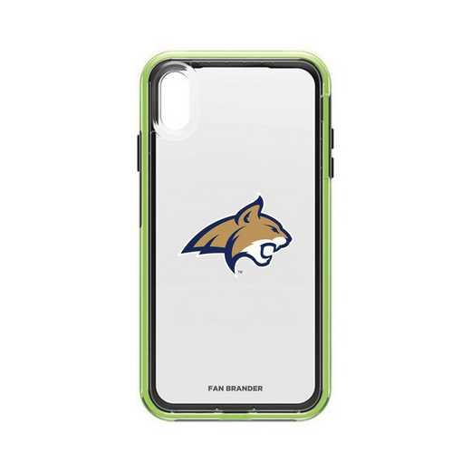 IPH-XSM-NF-SLA-MTST-D101: Montana State Bobcats LifeProof iPhone XS Max SLAM
