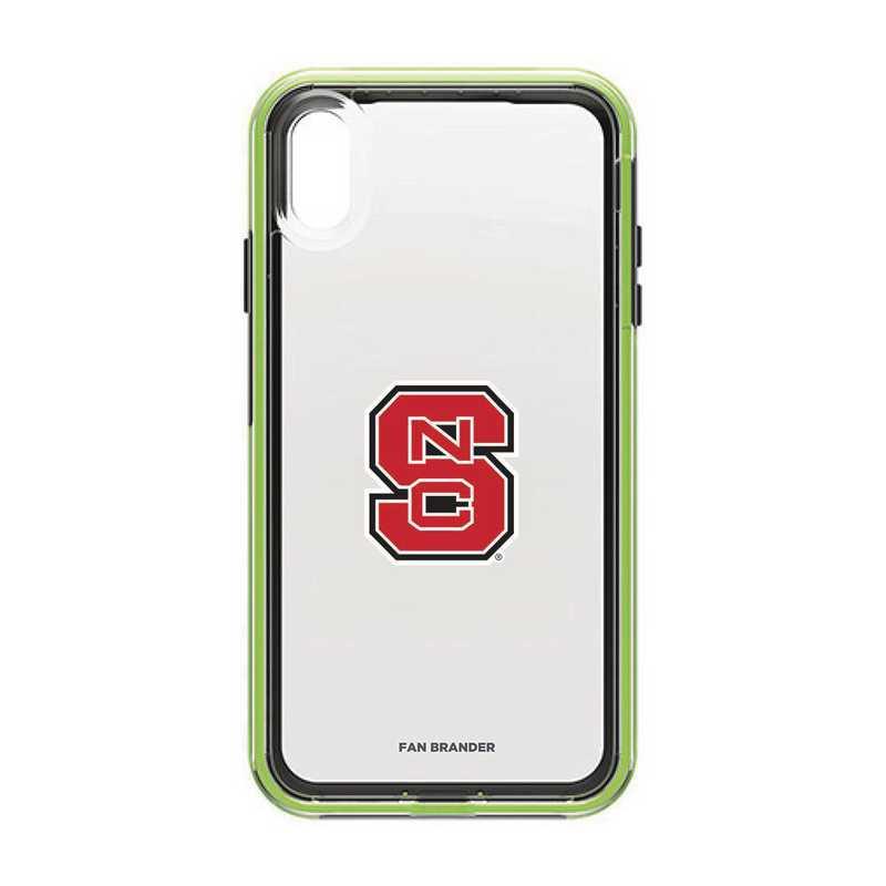 IPH-XSM-NF-SLA-NCS-D101: NC State Wolfpack LifeProof iPhone XS Max SLAM