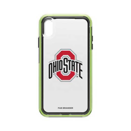 IPH-XSM-NF-SLA-OHS-D101: Ohio State Buckeyes LifeProof iPhone XS Max SLAM