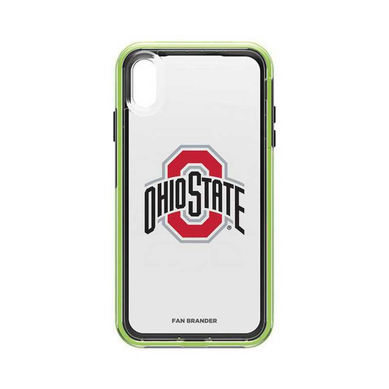 IPH-XSM-NF-SLA-OHS-D101: Ohio State Buckeyes LifeProof iPhone XS Max SLAM
