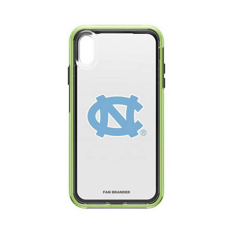 IPH-XSM-NF-SLA-UNC-D101: UNC Tar Heels LifeProof iPhone XS Max SLAM