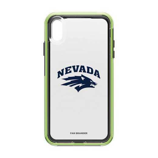 IPH-XSM-NF-SLA-UNR-D101: Nevada Wolf Pack LifeProof iPhone XS Max SLAM
