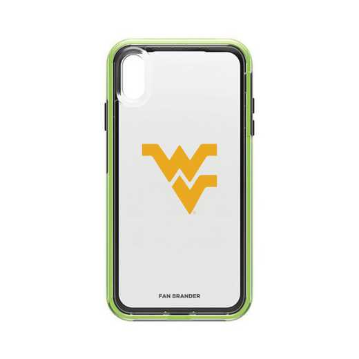 IPH-XSM-NF-SLA-WV-D101: West Virginia Mountaineers LifeProof iPhone XS Max SLAM