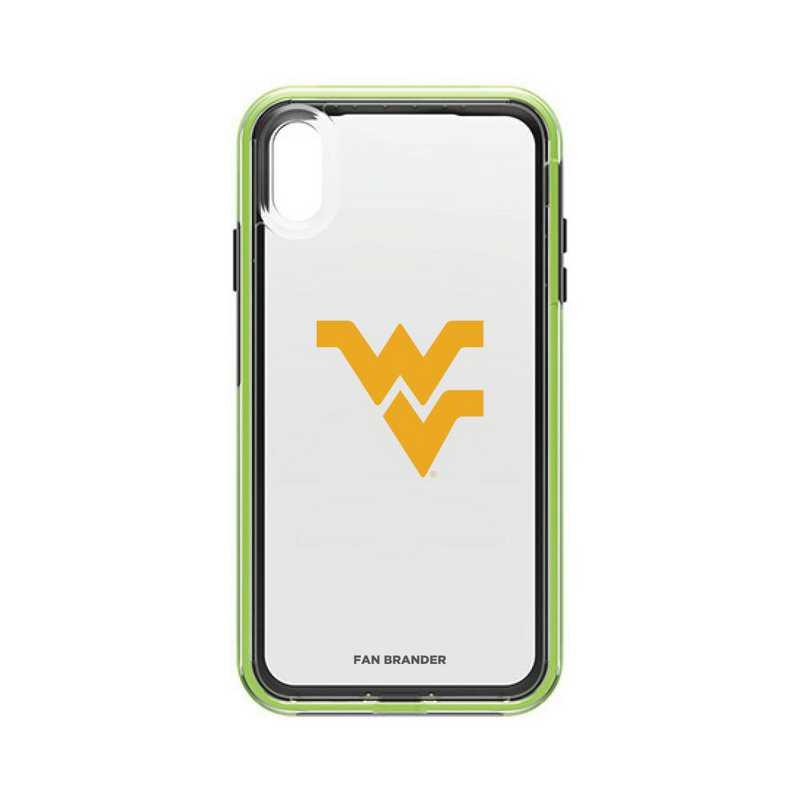 IPH-XSM-NF-SLA-WV-D101: West Virginia Mountaineers LifeProof iPhone XS Max SLAM
