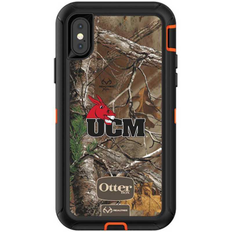 IPH-XSM-RT-DEF-CMIZ-D101: FB OB iPhone XS Max RT Central Missouri