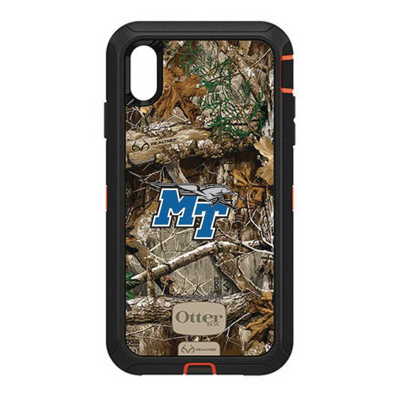IPH-XSM-RT-DEF-MTN-D101: FB OB iPhone XS Max RT Middle Tennessee State