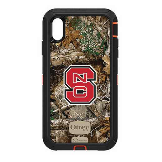 IPH-XSM-RT-DEF-NCS-D101: FB OB iPhone XS Max RT North Carolina State