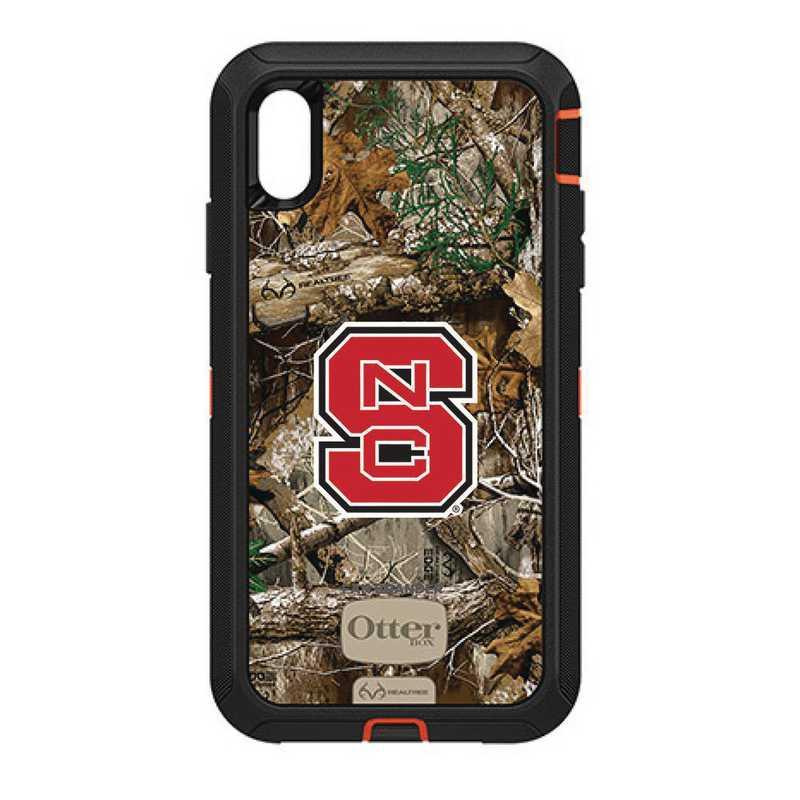 IPH-XSM-RT-DEF-NCS-D101: FB OB iPhone XS Max RT North Carolina State