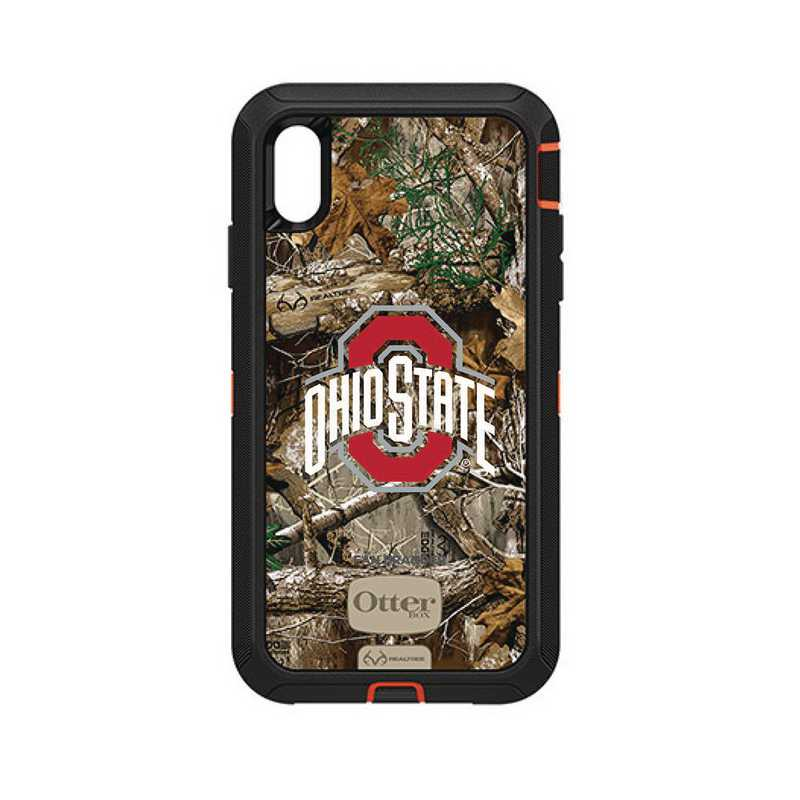 IPH-XSM-RT-DEF-OHS-D101: FB OB iPhone XS Max RT Ohio State