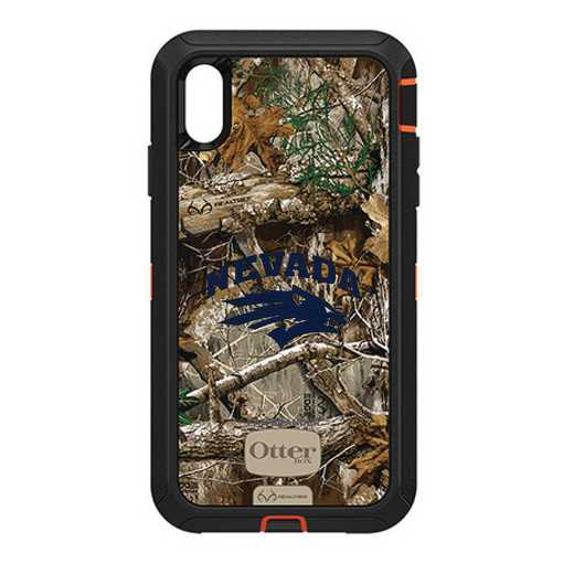 IPH-XSM-RT-DEF-UNR-D101: FB OB iPhone XS Max RT Nevada Wolf Pack