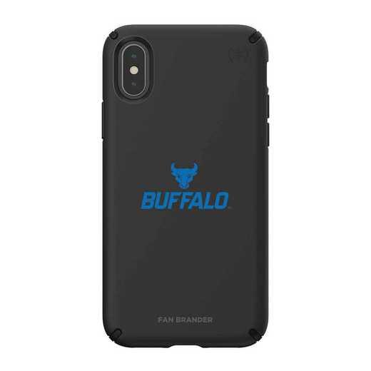 IPH-XXS-BK-PRE-BUFB-D101: Buffalo Bulls Speck iPhone XS/X Presidio Pro