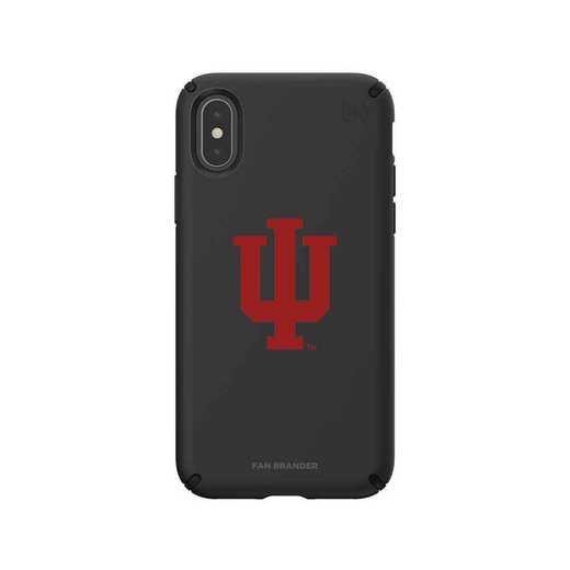 IPH-XXS-BK-PRE-IU-D101: Indiana Hoosiers Speck iPhone XS/X Presidio Pro