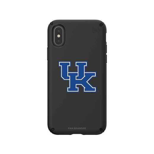 IPH-XXS-BK-PRE-KY-D101: Kentucky Wildcats Speck iPhone XS/X Presidio Pro