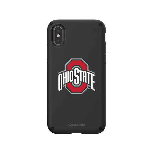 IPH-XXS-BK-PRE-OHS-D101: Ohio State Buckeyes Speck iPhone XS/X Presidio Pro