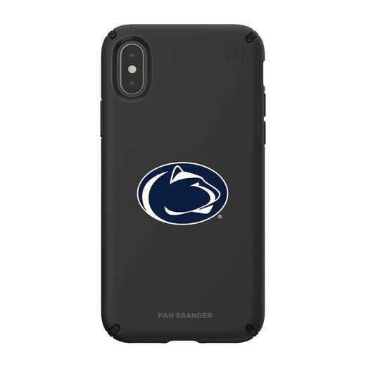 IPH-XXS-BK-PRE-PST-D101: Penn State Nittany Lions Speck iPhone XS/X Presidio Pro
