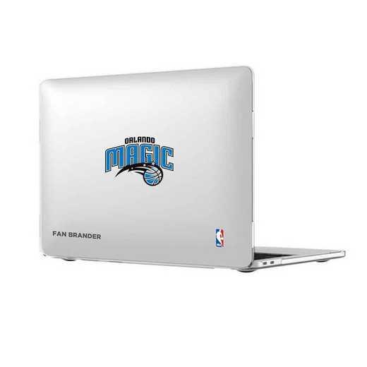 MAC-13T-CL-SMS-ORM-D101: BL Speck Presido Macbook Pro 13 Clear, Orlando Magic