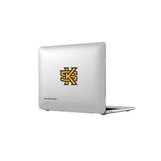 MAC-15T-CL-SMS-KSUA-D101: Kennesaw State Owls Speck MacBook Pro 15""