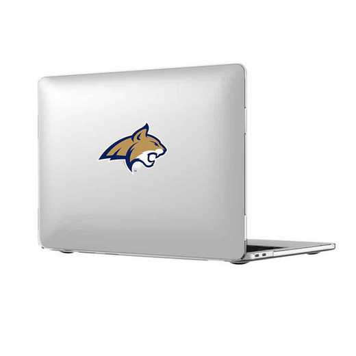 """MAC-15T-CL-SMS-MTST-D101: Montana State Bobcats Speck MacBook Pro 15"""""""