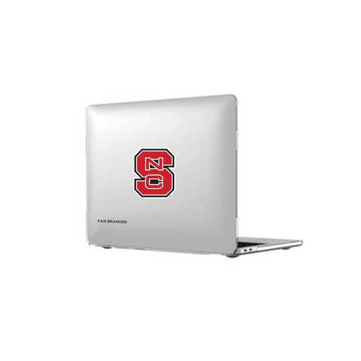 """MAC-15T-CL-SMS-NCS-D101: NC State Wolfpack Speck MacBook Pro 15"""""""