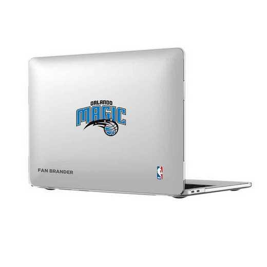 MAC-15T-CL-SMS-ORM-D101: BL Speck Presido Macbook Pro 15 Clear, Orlando Magic