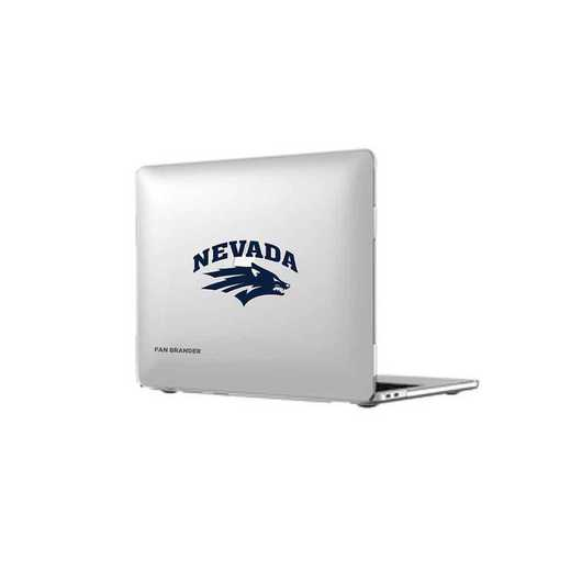 MAC-15T-CL-SMS-UNR-D101: Nevada Wolf Pack Speck MacBook Pro 15""