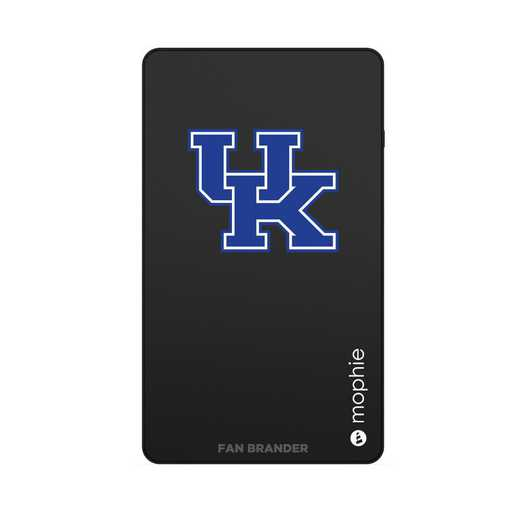 WD-UNI-BK-CFM-KY-D101: FB Kentucky Wildcats mophie USB powerstation Mini