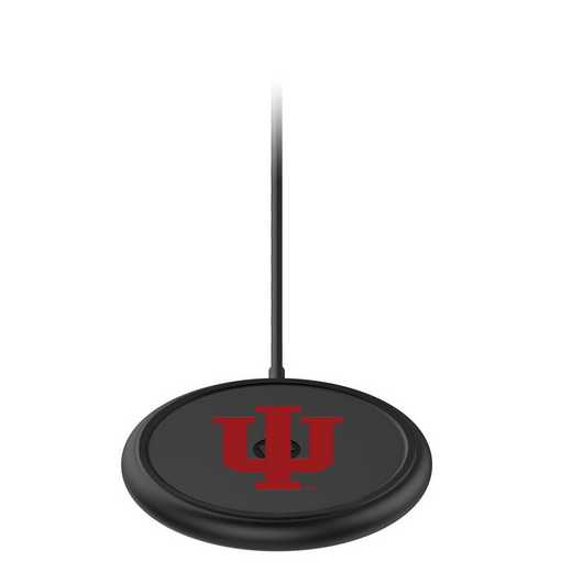 WD-UNI-BK-CFW-IU-D101: FB Indiana Hoosiers mophie Wireless Devices charge