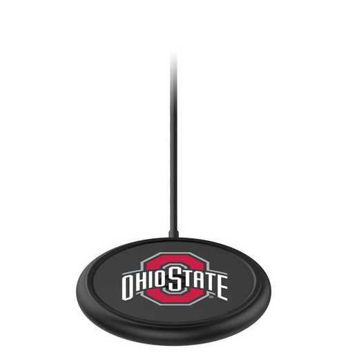 WD-UNI-BK-CFW-OHS-D101: FB Ohio State Buckeyes mophie Wireless Devices charge