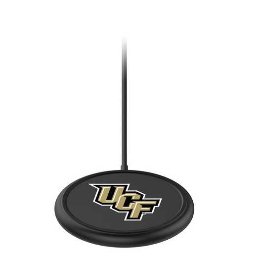 WD-UNI-BK-CFW-UCF-D101: FB UCF Knights mophie Wireless Devices charge