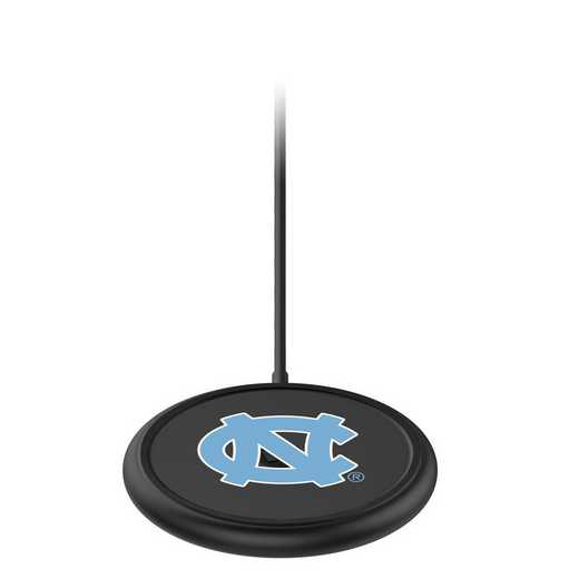 WD-UNI-BK-CFW-UNC-D101: FB UNC Tar Heels mophie Wireless Devices charge