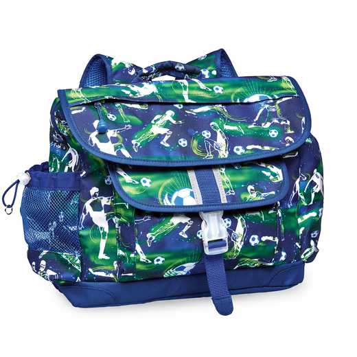 314002: Soccer Star - Blue Backpack  MED