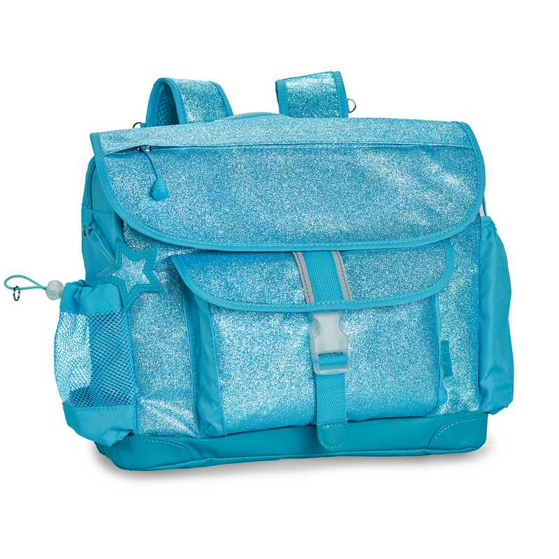 303002: Sparkalicious - Turquoise Backpack MED