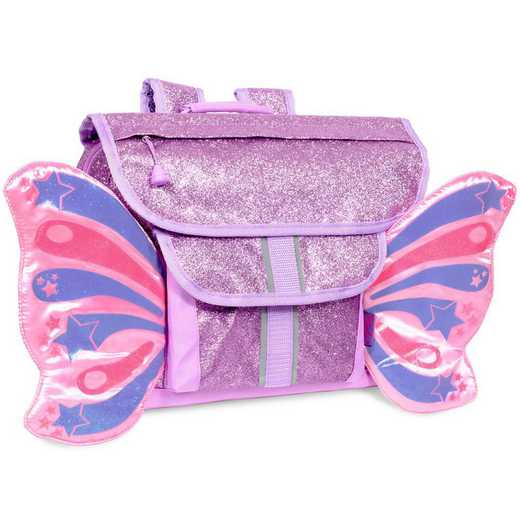 302002: Sparkalicious Butterflyer Backpack - Purple (Small)