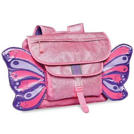 302011: Sparkalicious Butterflyer Backpack - Pink (Medium)