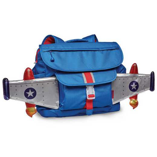302012: Rocketflyer Backpack - Blue (Medium)