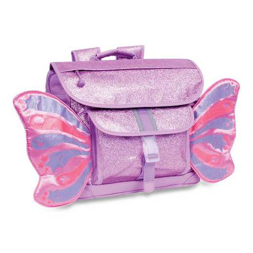 302014: Sparkalicious Butterflyer Backpack - Purple (Medium)