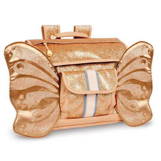 302016: Sparkalicious Butterflyer Backpack - Gold (Small)