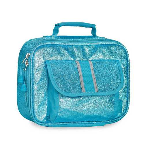 304007: Sparkalicious Lunchbox - Turquoise
