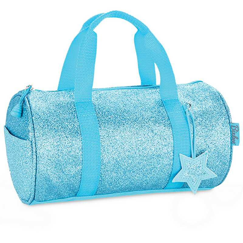 303005: Bixbee Sparkalicious Turquoise Duffle - Small