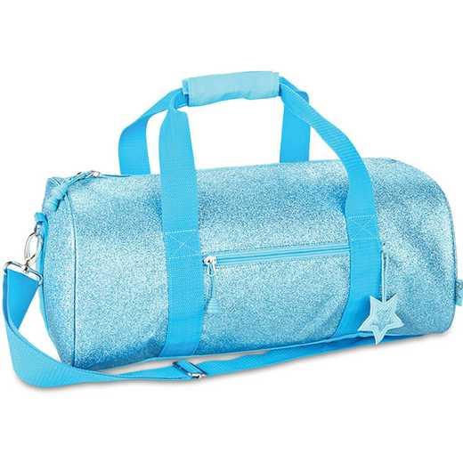 303006: Bixbee Sparkalicious Turquoise Duffle - Large