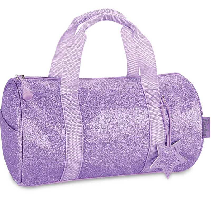 303017: Bixbee Sparkalicious Purple Duffle - Small
