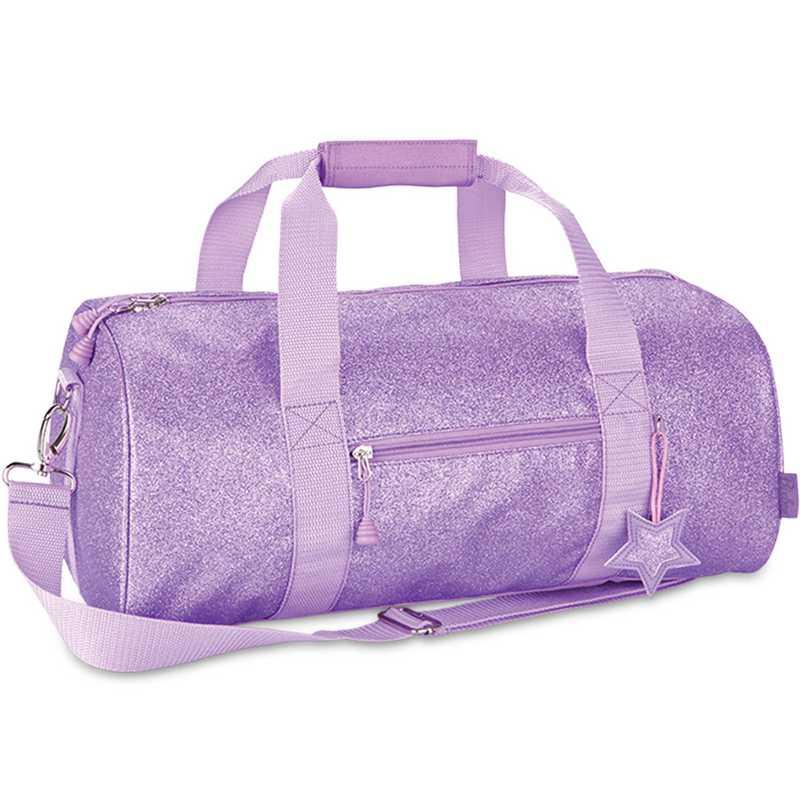 303018: Bixbee Sparkalicious Purple Duffle - Large