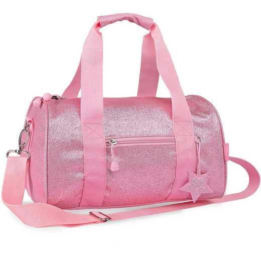 303019: Bixbee Sparkalicious Pink- Duffle - Medium