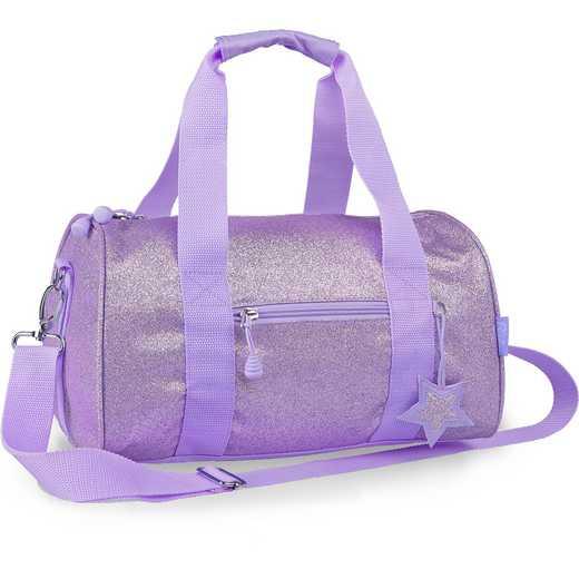 303020: Bixbee Sparkalicious Purple- Duffle - Medium